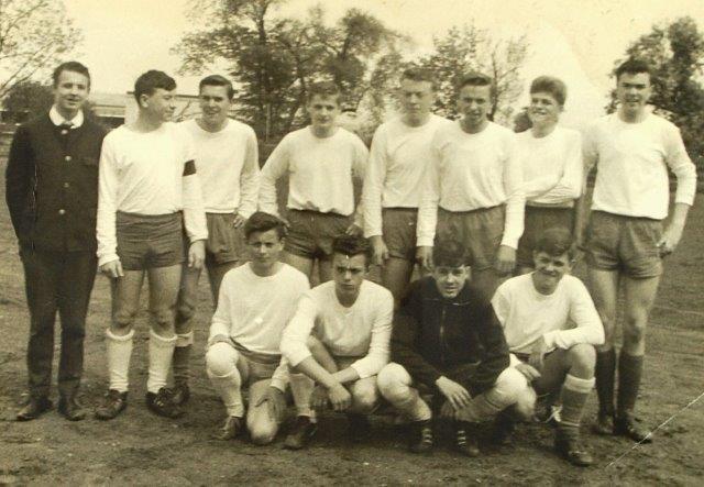 1964_TSG - Jugend beim Post-SV Wü