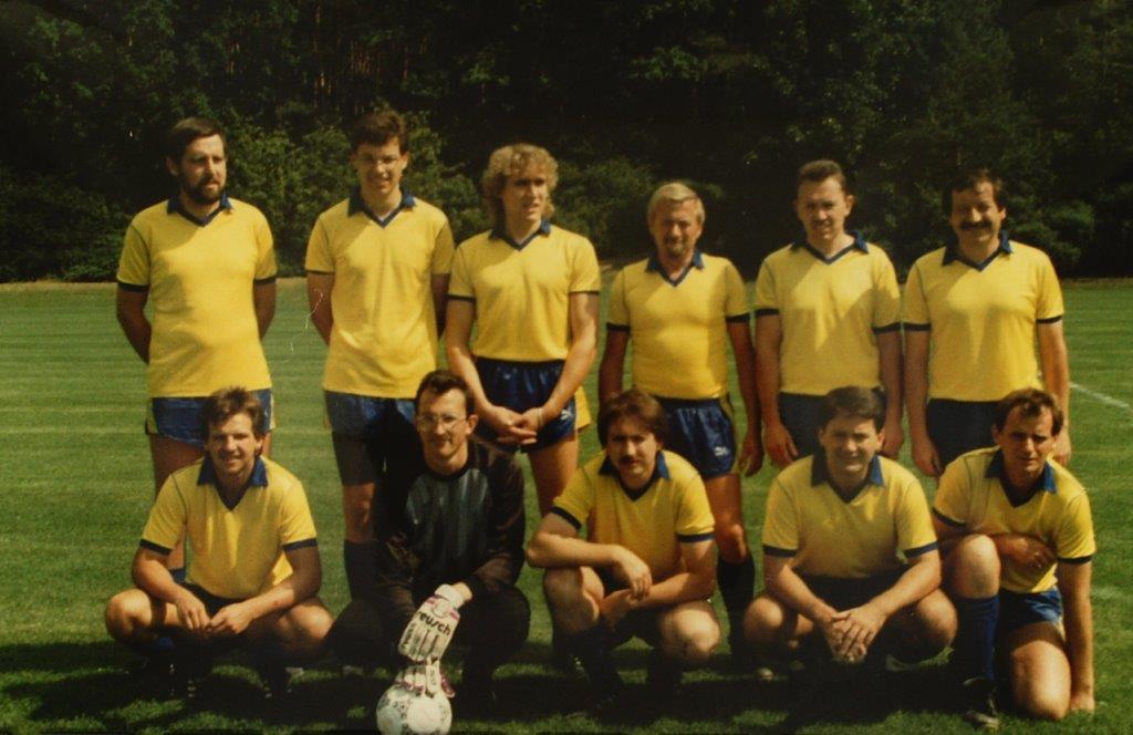 1991_ TSG 2. Mannschaft_Sept. 1991