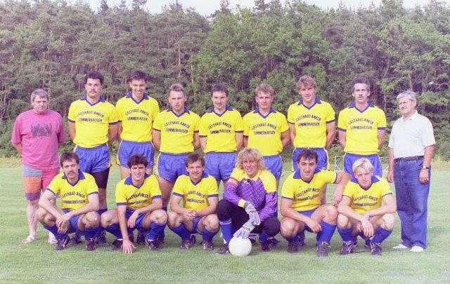 1991_TSG 1. Mannschaft_Sept. 1991