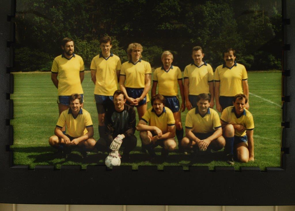 1991_TSG 2. Mannschaft_Sept. 1991