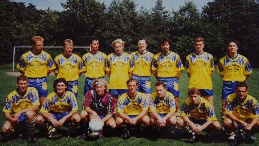 1992_TSG Saison 1992-93