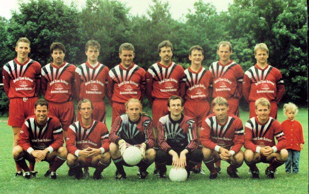 1994_TSG - Meisterteam_Saison 1994-95