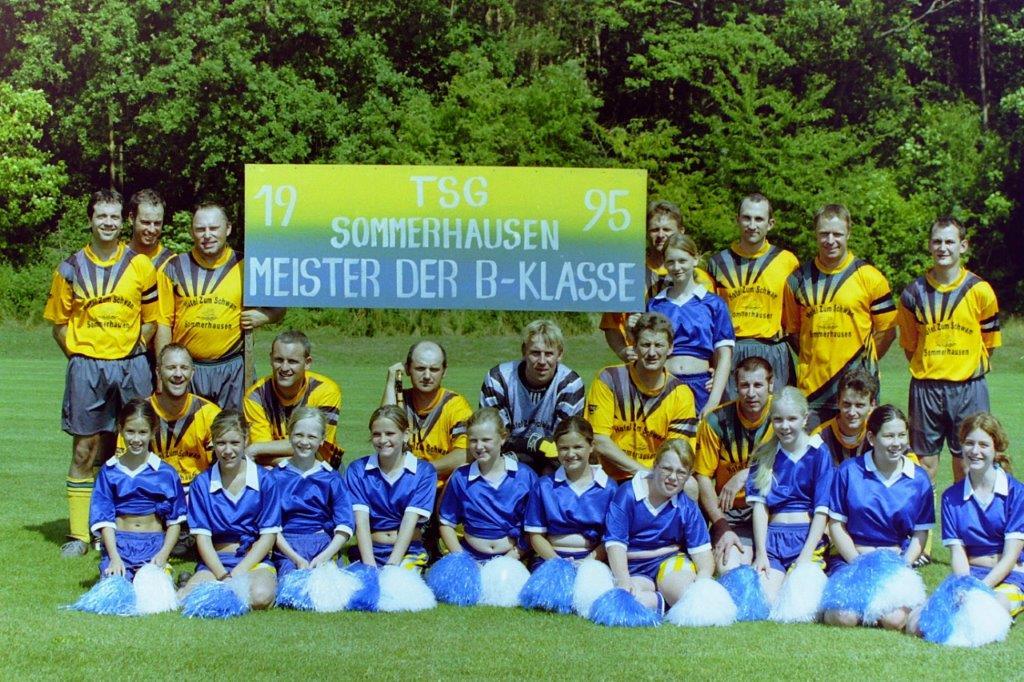 2005_TSG Meisterteam 1995 und TSG-Girls_17.07.2005